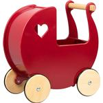 Wood Toys Moover Wooden Dolls Pram