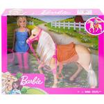 Animals - Doll Pets & Animals Barbie Horse & Doll FXH13