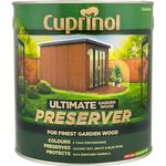 Wood Protection price comparison Cuprinol Ultimate Garden Wood Preserver Wood Protection Brown 4L