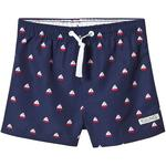 UV-protection - Swim Shorts Children's Clothing Kuling Strömstad Swim Shorts - Sailor Navy