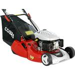 51 cm - Petrol Powered Mower Cobra RM514SPC Petrol Powered Mower