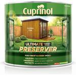 Cuprinol Ultimate Garden Wood Preserver Wood Protection Brown 1L