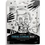 Sensitive Skin - Bubble Mask Barber Pro Foaming Cleansing Mask with Activated Charcoal