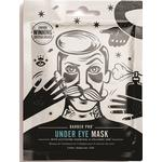 Eye Masks - Vitamins Barber Pro Under Eye Mask with Activated Charcoal & Volcanic Ash 3-pack