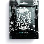 Sheet Mask - Mineral Oil Free Barber Pro Face Putty Peel-Off Mask with Activated Charcoal 3-pack