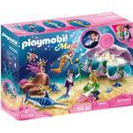 Ocean - Play Set Playmobil Pearl Shell Nightlight 70095