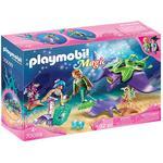 Ocean - Play Set Playmobil Pearl Collectors with Manta Ray 70099