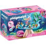 Ocean - Play Set Playmobil Beauty Salon with Jewel Case 70096