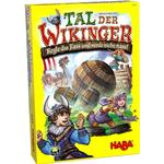 Childrens Board Games - Spiel des Jahres Haba Valley of the Vikings