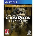 Ghost recon ps4 PlayStation 4 Games Tom Clancy's Ghost Recon: Breakpoint - Gold Edition