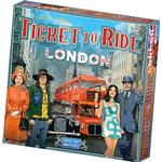 Party Games - Hand Management Ticket to Ride: London