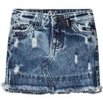 Denim Skirts - Pocket Children's Clothing Retour Rosie - Vintage Blue (RJG-91-130~5060)