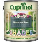 Wood Paint price comparison Cuprinol Garden Shades Wood Paint Blue 1L