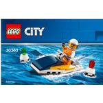 Cheap Lego City Lego City Race Boat 30363