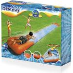 Water Slide - Plasti Bestway H2O Go! Water Slide Speed ​​Ramp Single