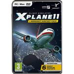 Flight Simulation PC Games X-Plane 11 & Aerosoft Airport Collection