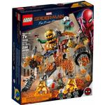 Lego Super Heroes Lego Super Heroes price comparison Lego Marvel Super Heroes Molten Man Battle 76128