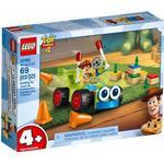Plasti - Lego Toy Story Lego Disney Pixar Toy Story 4 Woody & RC 10766