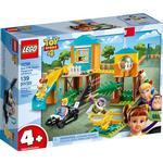 Plasti - Lego Toy Story Lego Disney Pixar Toy Story 4 Buzz & Bo Peep's Playground Adventure 10768