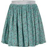 Girl - Pleated Skirts Children's Clothing Creamie Skirt - Aquifer (821004-9207)