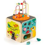 Activity Toys - Metal Janod Multi-Activity Looping Toy
