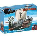 Ocean - Play Set Playmobil Drago's Ship 9244