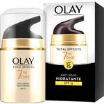 Skincare price comparison Olay Total Effects 7in1 Anti-Ageing Moisturizer SPF15 37ml