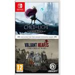 Compilation Nintendo Switch Games Child of Light & Valiant Hearts Double Pack