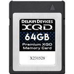 Delkin XQD 440/400MB/s 64GB (2933X)
