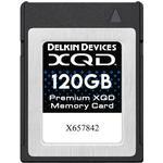 Delkin XQD 440/400MB/s 120GB (2933X)