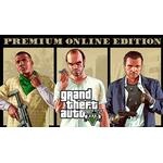 Compilation PC Games Grand Theft Auto V: Premium Online Edition