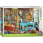 Eurographics The Potting Shed 1000 Pieces