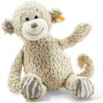 Soft Toys - Monkey Steiff Soft Cuddly Friends Bingo Monkey 39cm