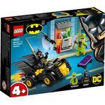 Cheap Lego Super Heroes Lego DC Super Heroes Batman vs The Riddler Robbery 76137