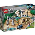 Plasti - Lego Jurassic World Lego Jurassic World Triceratops Rampage 75937