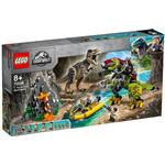 Lego Jurassic World Lego Jurassic World T-Rex vs Dino Mech Battle 75938