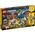 Plasti - Lego Creator 3-in-1 Lego Creator Fairground Carousel 31095