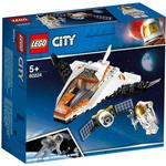 Outer Space - Lego City Lego City Satellite Service Mission 60224