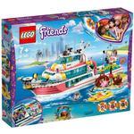 Lego Friends Lego Friends price comparison Lego Friends Rescue Mission Boat 41381