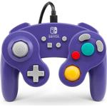 Game Controllers PowerA Wired Controller GameCube Style - Purple (Nintendo Switch)