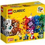 Lego Classic Lego Classic Windows of Creativity 11004
