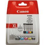 Multicolour Ink and Toners price comparison Canon (0332C005) Original Ink Black, Multicolour 44 ml 500 Pages