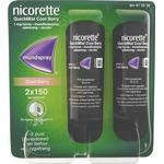 Nicotine Spray Nicorette Quickmist Cool Berry Duo 1mg 2pcs
