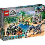 Lego Jurassic World Lego Jurassic World Baryonyx Face off: The Treasure Hunt 75935
