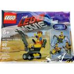 Cheap Lego The Movie Lego The Movie 2 Mini Master Building Emmet 30529