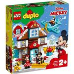 Duplo - Disney Lego Duplo Mickeys Vacation House 10889