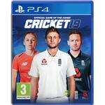 PlayStation 4 Games price comparison Cricket 19
