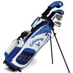 Golf Sets - White Callaway XJ Set Jr