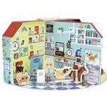 Play Set - Elephant Vilac Veterinary Clinic in Suitcase 6315