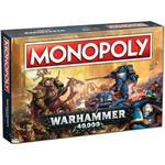 Family Board Games Winning Moves Ltd Monopoly: Warhammer 40,000